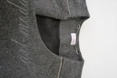 Płaszcz z zamkami 2