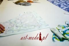 Zdjęcie z kursu kroju i szycia Art-Moda
