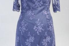 Sukienka wizytowa z koronki