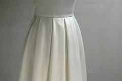 Suknia ślubna  bolerkiem