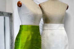 Wiosenne spódnice - przebiśniegi