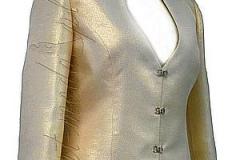Złoty żakiet