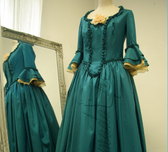 Art Moda suknia macochy kopciuszka