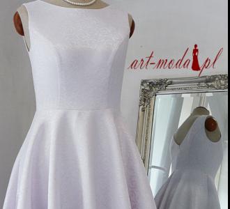 Art Moda sukienka perełka
