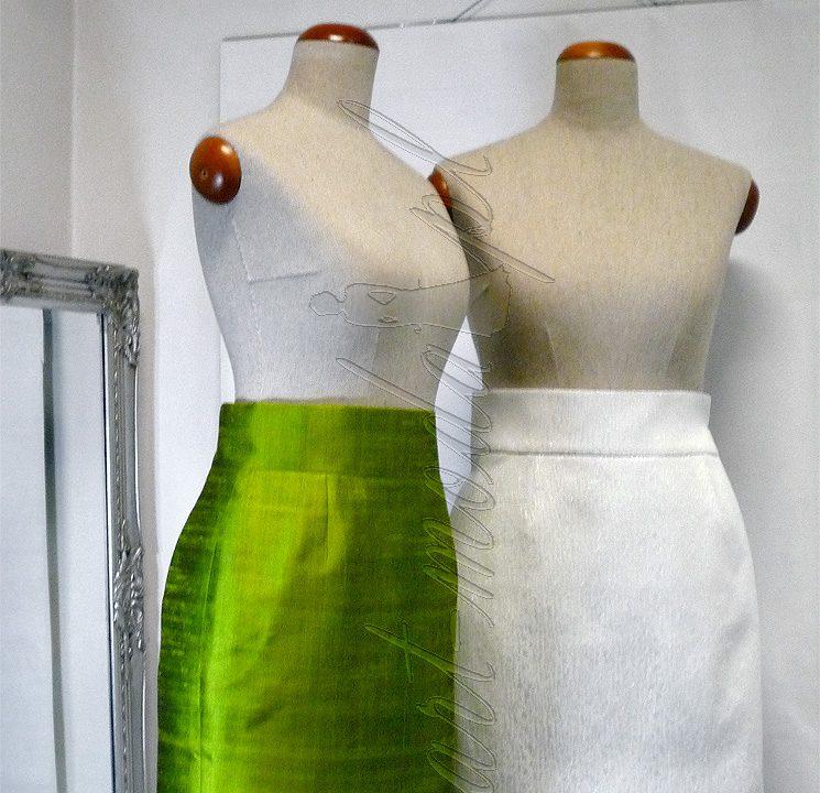 Wiosenne spódnice- przebiśniegi